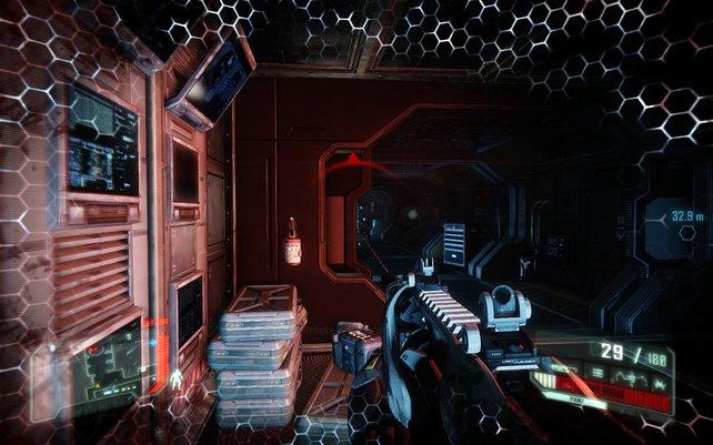 Crysis 3 von Crytech schickt euch in den Kampf gegen die außerirdischen Ceph.