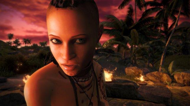 Citra ist die Schwester von Bösewicht Vaas und eure Geliebte sowie Mentorin im Kampf um die Insel.