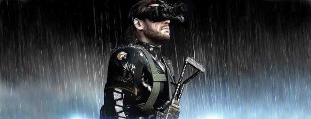 Metal Gear Solid - Ground Zeroes: Spielvideos von der Tokyo Game Show