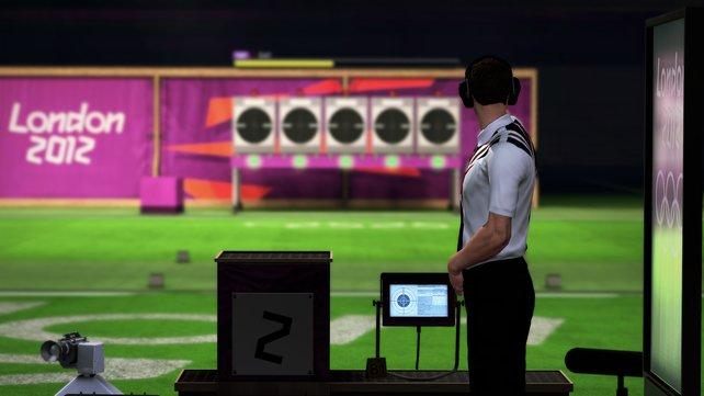Insgesamt 46 Disziplinen könnt ihr in London 2012 spielen.