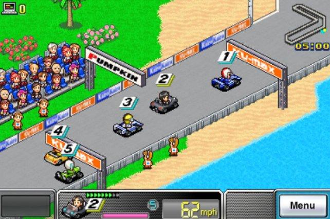 Bei Grand Prix Story erlebt ihr sogar Rennen.