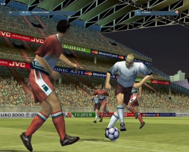 Euro 2000 in Action!