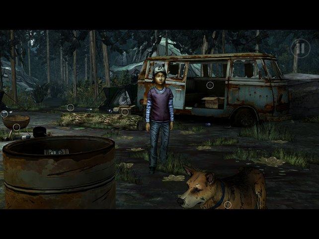 Auf Heldin Clementine warten heikle Situationen und folgenreiche Entscheidungen.