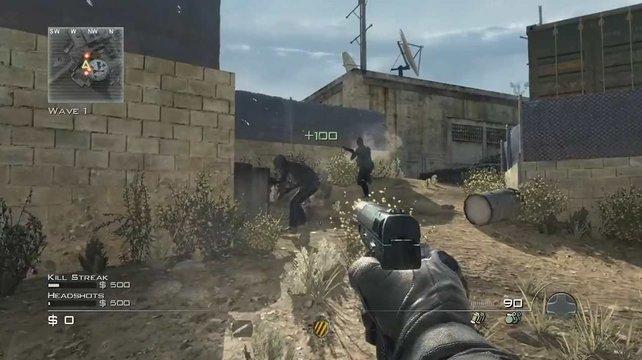 Nicht ganz so schön anzusehen wie Battlefield 3.