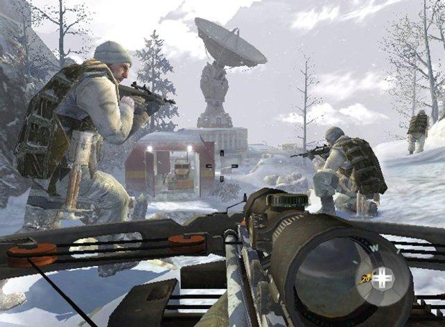 Die Explosivpfeil-Armbrust ist eine effektive Waffe.