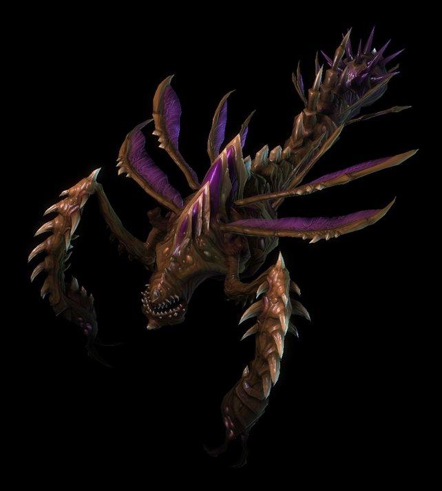 Durch geschickten Einsatz einer Viper können Zerg-Spieler neue Taktiken entwerfen.
