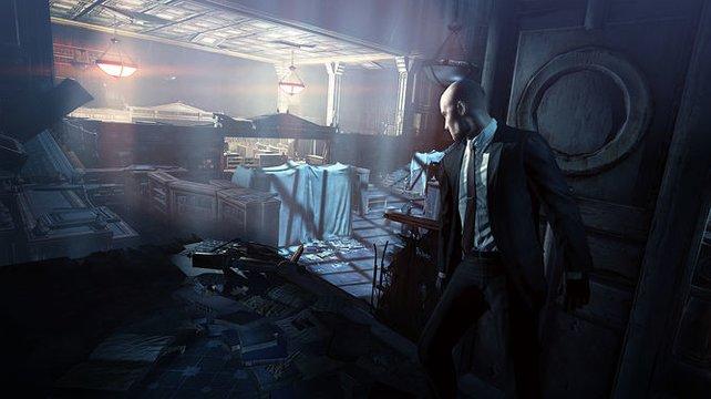 Trotz langer Pause hat Agent 47 sein Handwerkszeug nicht verlernt.