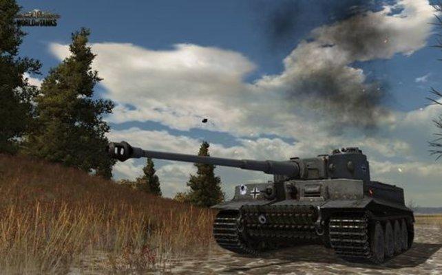 Im kostenlosen Online-Spiel World of Tanks habt ihr die Qual der Wahl. Entscheidet euch zwischen zahlreichen Panzern.
