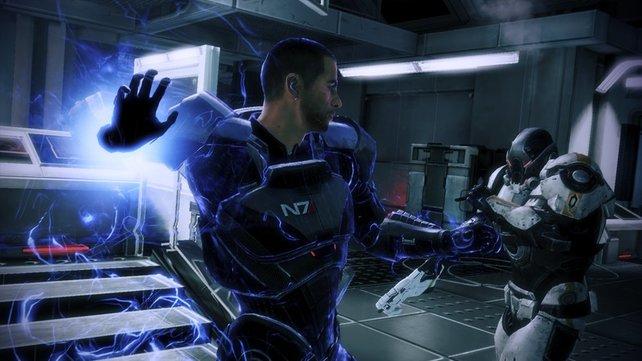 So manchem Unkenruf zum Trotz ist Mass Effect 3 euer Lieblingsspiel? Erklärt in eurer Meinung, wieso das so ist.