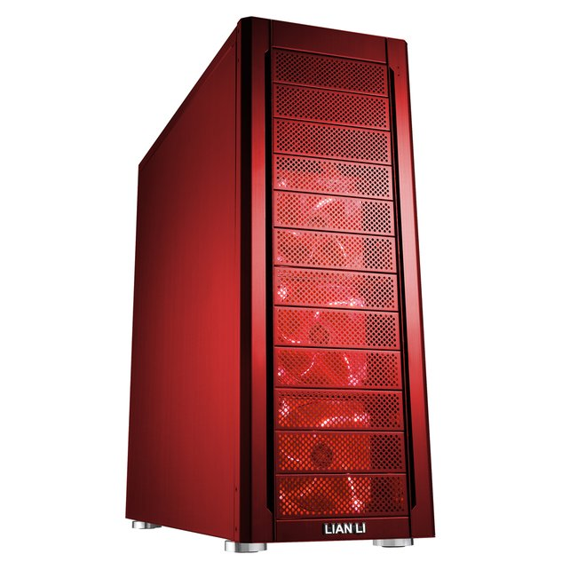Auch Gehäuse gibt es in Luxus-Ausführungen: Das Modell A77F von Lian Li kostet über 330 Euro.