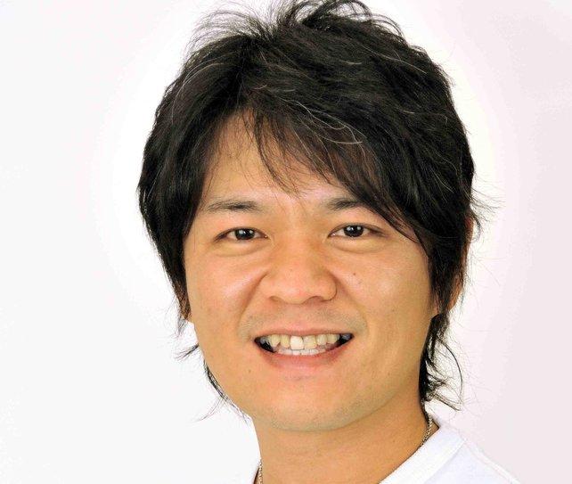 Der Kopf hinter Monster Hunter: Produzent Ryozo Tsujimoto.