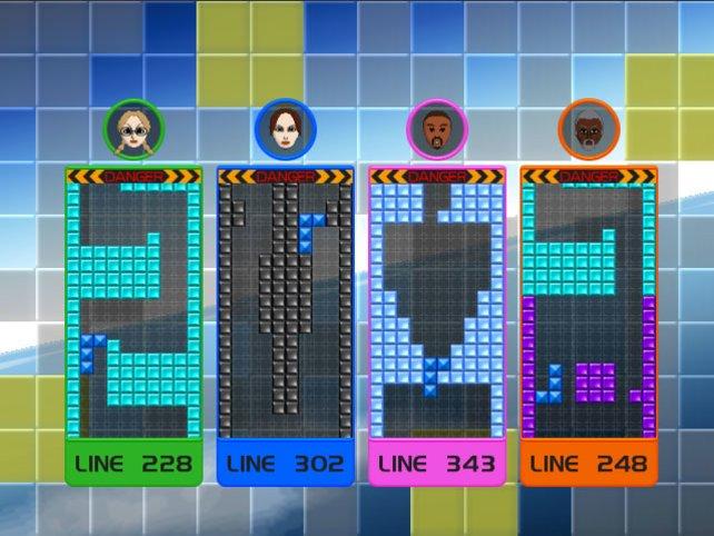 Neuartig: Levelrenner macht Tetris zur Rennstrecke!