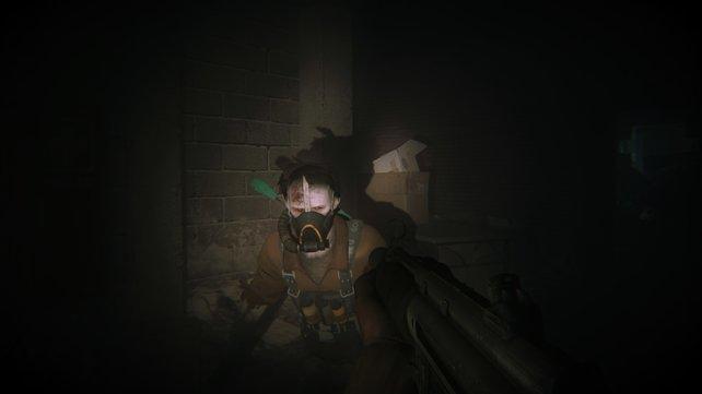 In dunklen Ecken setzt ihr eure Taschenlampe ein und erlebt Überraschungen.