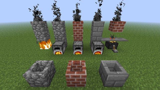 """Dank """"Power Craft"""" könnt ihr viele Produktions- und Abbau-Vorgänge im Spiel automatisieren."""