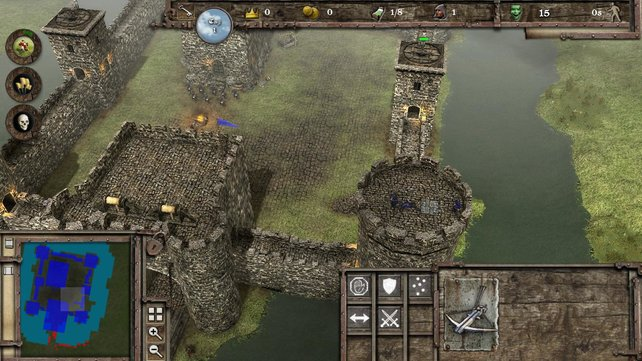 Werdet ihr später auch Besitzer solch einer Burg?