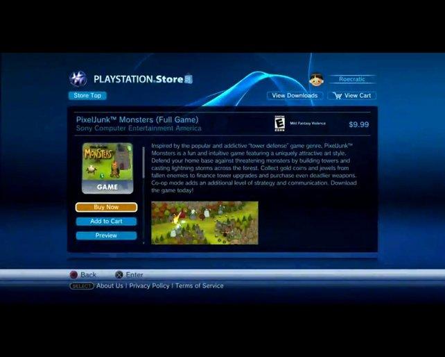 Das PlayStation Netzwerk steht kostenlos zur Verfügung. Mitglieder von PlayStation Plus bekommen exklusive Funktionen.