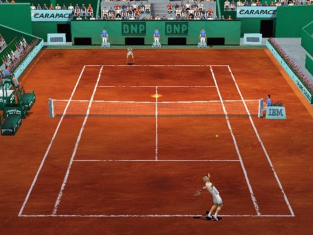 French Open in Paris
