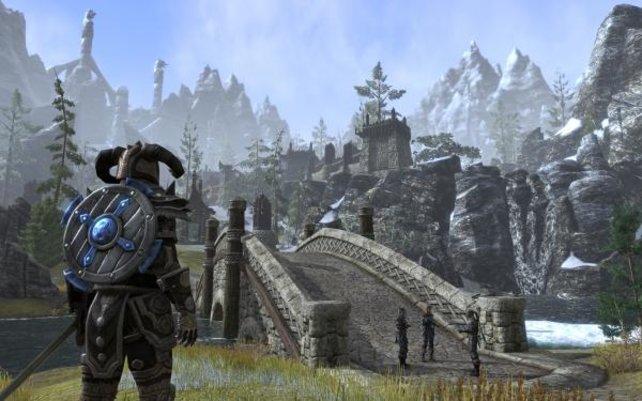 The Elder Scrolls Online soll die Stärken von Skyrim und Co. ins Genre der Online-Rollenspiele übertragen.