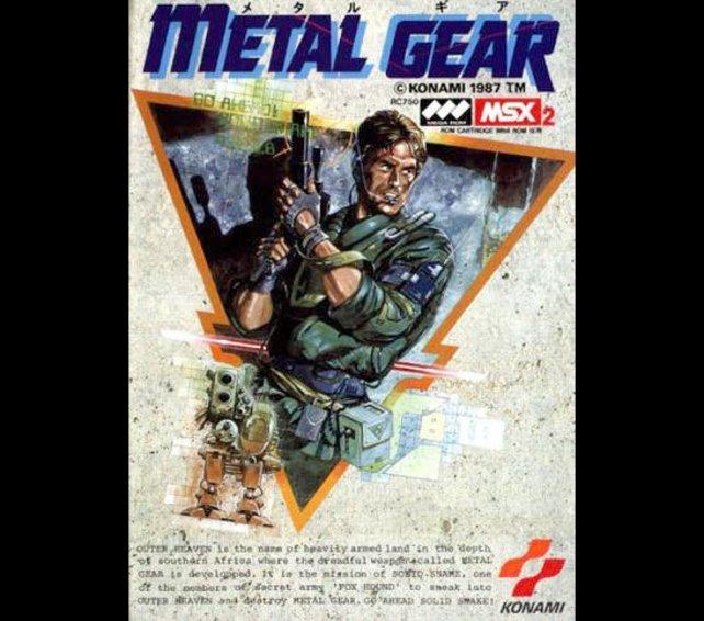 Der erste Teil kommt für MSX2 1987 heraus - eine gekürzte NES-Umsetzung folgt 1990.