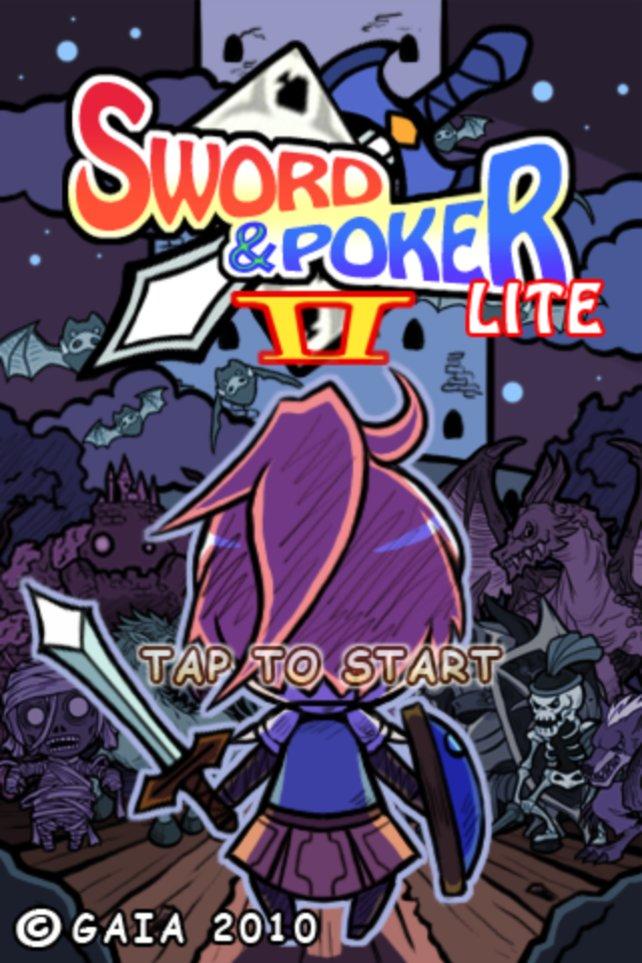 Sword & Poker 1 und 2 sind 2010 im Abstand von wenigen Monaten erschienen.