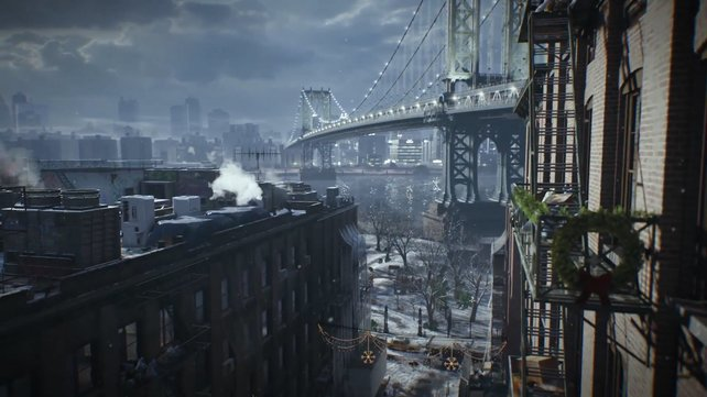 Das Online-Rollenspiel spielt im sogenannten Big Apple, also in New York.