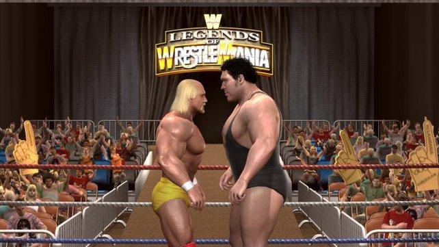 Ein Fall für die Dopingkontrolle: Hulk Hogan ist breit.