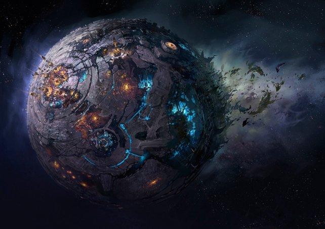 Cybertron - eine feindselige Maschinenwelt