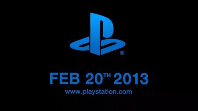 Das Datum der Pressekonferenz. Aller Voraussicht nach wird dann die neue Playstation vorgestellt.