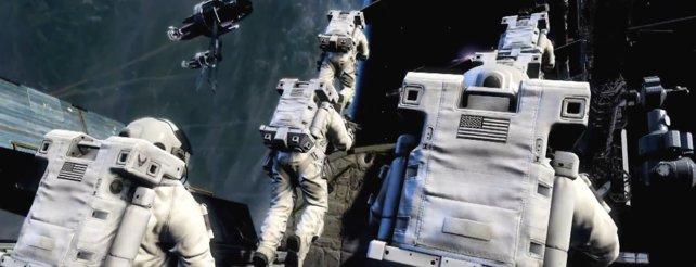 CoD - Ghosts: Weltraumeinsatz, Orbital-Schlag und Gefechte im neuen Video