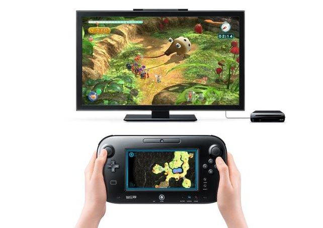 Das Game Pad ist nur eine Möglichkeit. Ihr könnt Pikmin 3 auch mit der Wii-FB oder mit dem Pro Controller steuern.