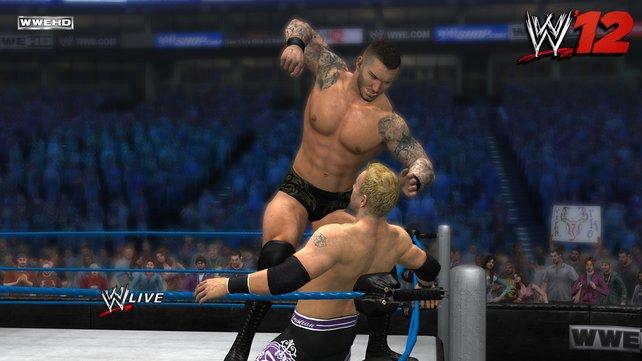Nach seinem Comeback dreht Randy Orton richtig auf. Gnade? Was ist das?
