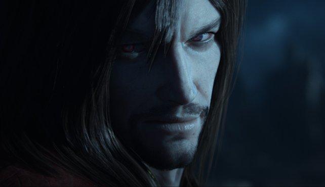 Dracula gibt sich in Lords of Shadow 2 die Ehre.