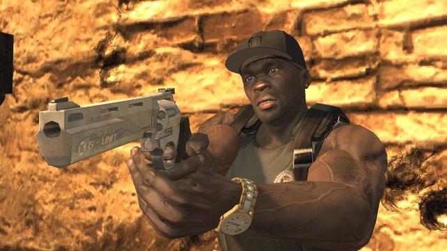 Trotz Unreal Engine 3 sieht Blood on the Sand zuweilen etwas seltsam aus.