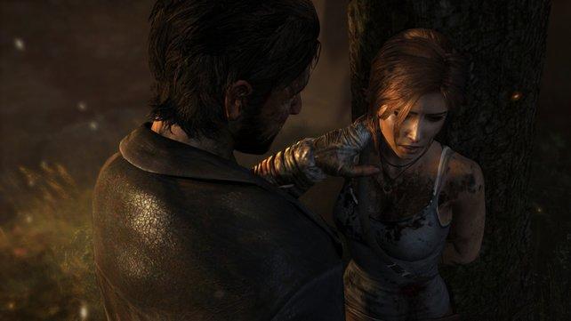 Lara stolpert von einer misslichen Lage in die nächste.
