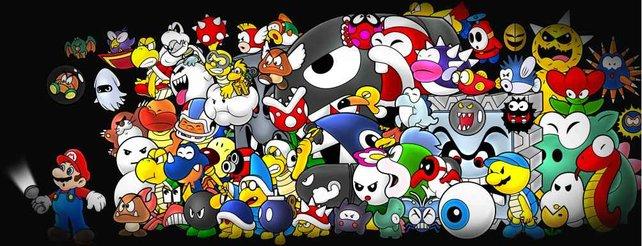 Kommende Spiele mit Super Mario ohne Schöpfer Miyamoto