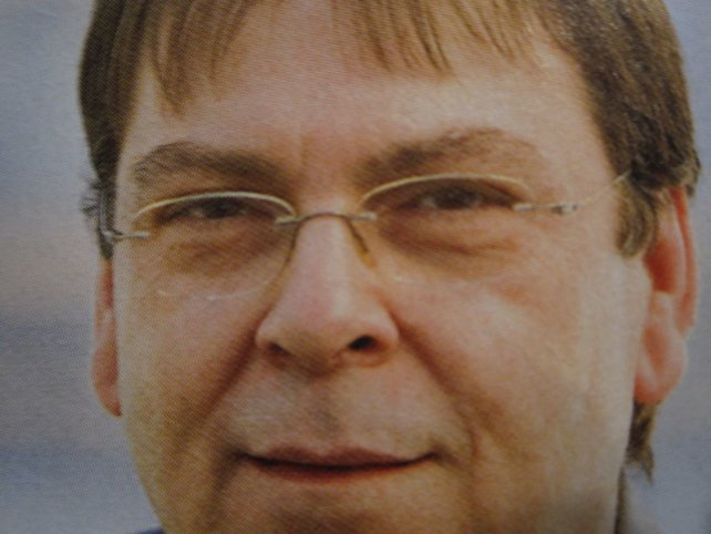 Armin Gessert (13. Juni 1963 - 8. November 2009)