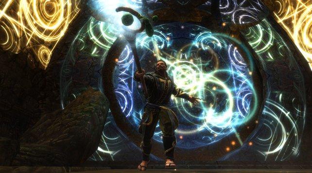 Auch Magie kommt in Kingdoms of Amalur Reckoning nicht zu kurz.
