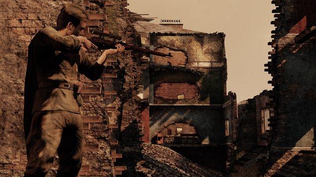 Die Unreal Engine 3 sorgt für vernünftige Grafik. Ein Augenschmaus sieht trotzdem anders aus.
