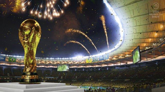 Der Fifa-Ableger zur WM verspricht mehr Stimmung auf und um den Platz.