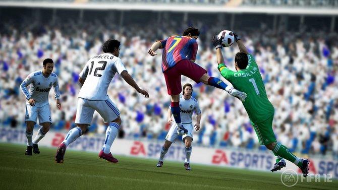 """FIFA 12: """"Das beste Fußballspiel aller Zeiten."""""""