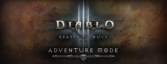 BlizzCon: Diablo 3 - Reaper of Souls: Video stellt den Abenteuer-Modus vor