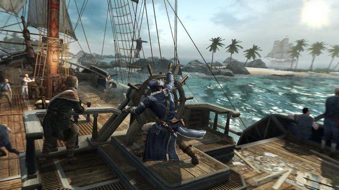 Die Inhalte von Assassin's Creed 3 - Das verborgene Geheimnis führen euch in erster Linie auf hohe See.