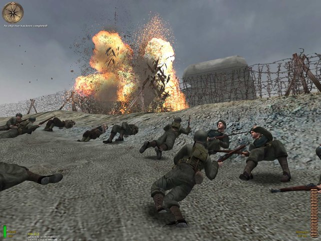 Medal of Honor - Allied Assault: Ein PC-Klassiker aus der Feder ehemaliger Entwickler von Call of Duty 1.