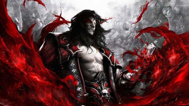 Bleiche Haut, finstere Miene: Dracula kehrt noch einmal zurück.