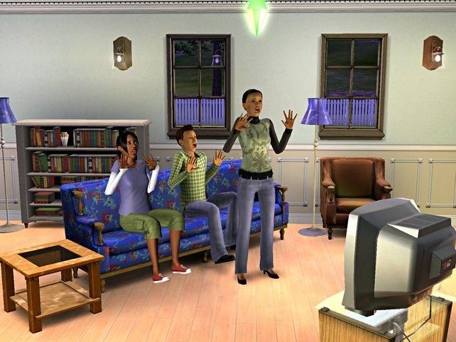 Ehekrach Commander: Statt komischer Sims-Laute endlich echter Krawall!