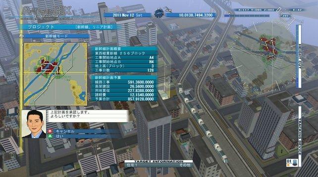 Die Menüs sind leider sehr unstrukturiert, immerhin sind die Bildschirmtexte anders als auf dem Screen in Deutsch.