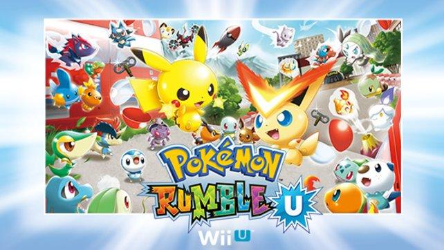 Die kleinen Monster mit den großen Köpfen gibt's jetzt auch für Wii U.