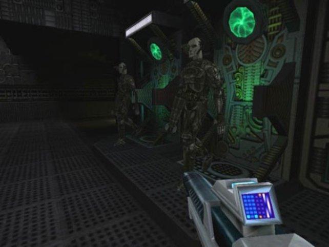 Die Borgs