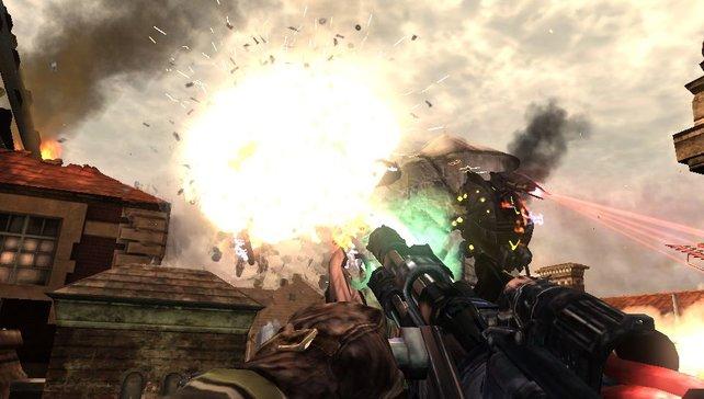 """Das Scharfschützengewehr """"Sixeye"""" kann explodierende Munition verschießen."""