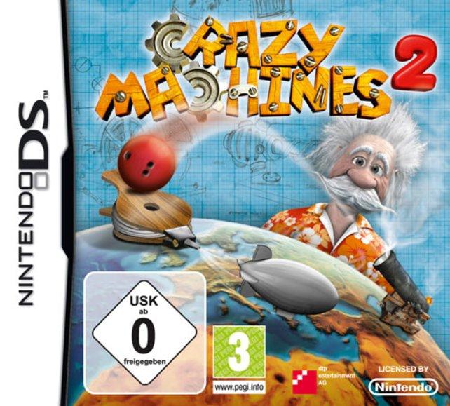 Preisgekrönt: Crazy Machines 2 für den DS